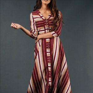 Clad & Cloth Sundance Maxi Dress